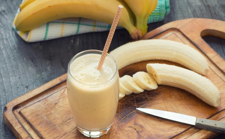 shake bananowy